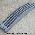 Cast iron industrial boiler bar 90cm - producer