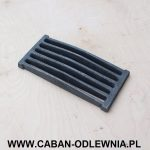 Cast iron stove grates 305 x 145mm